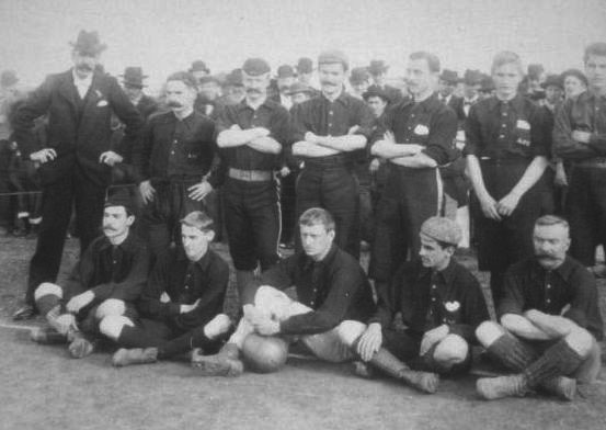 From Albion to Punta Carretas: Uruguay's first football club