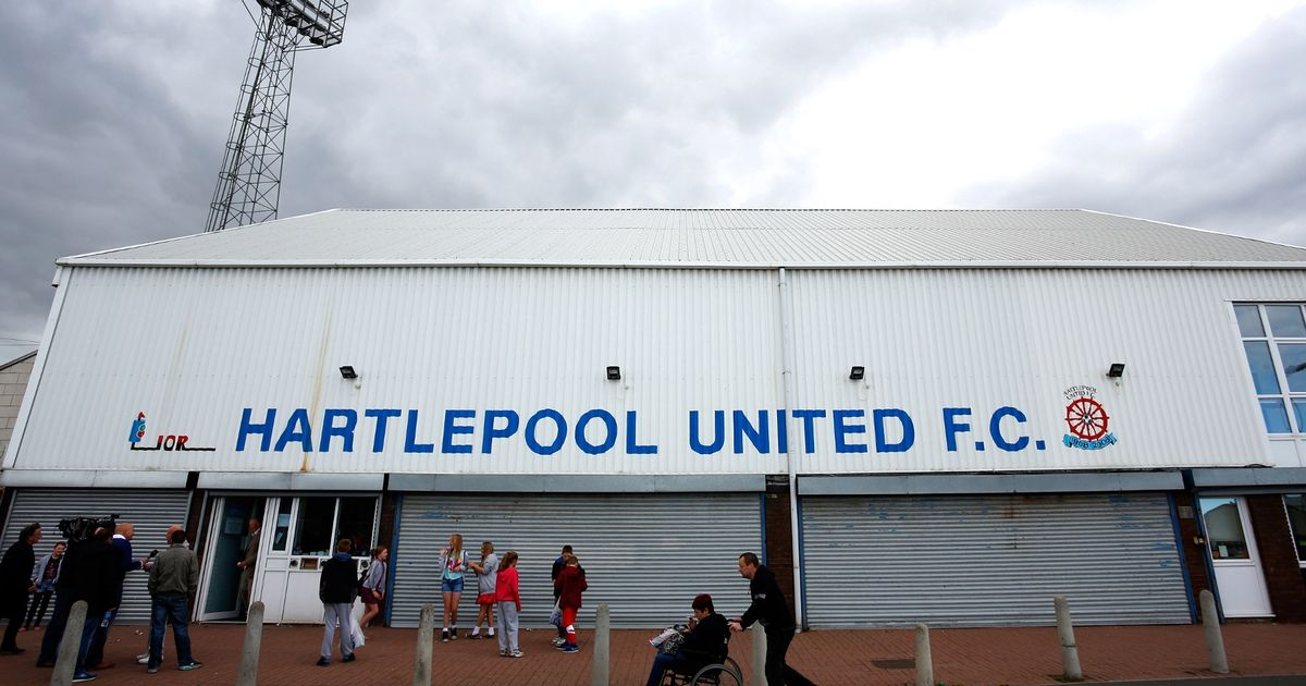 Hartlepool United: Digging for fire