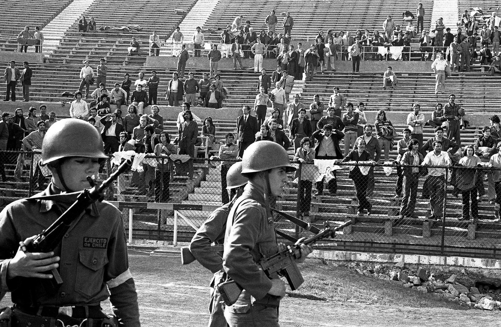 Political hijack – Pinochet and the Soviets in World Cup war