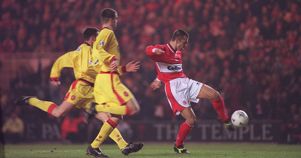The sad tale of Marco Branca – Middlesbrough's all-too-brief striking hero and the legal battles that followed