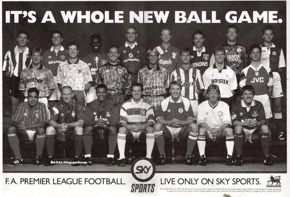 Premier League – The Concept