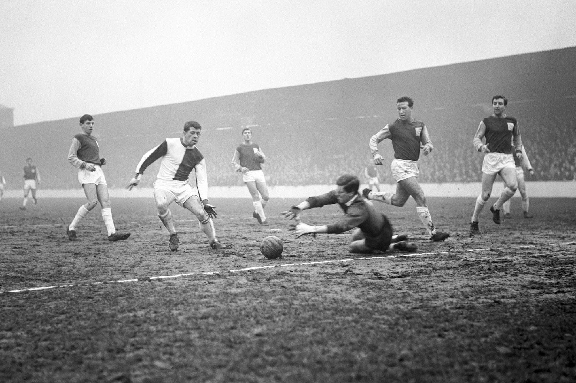 Boxing Day 1963: When it rained goals in the English top flight